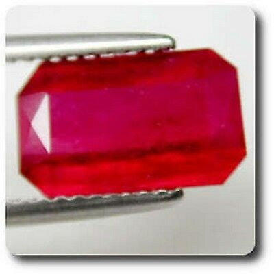 3.80 cts RUBY RED BLOOD .VS. Madagascar