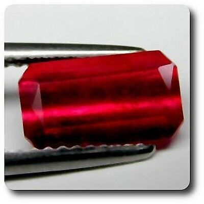 RUBY RED BLOOD. 2.7 cts. VS. Madagascar