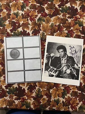 Cyber Sale Magic Trick Magician Autograph David Copperfield's Photo and Item