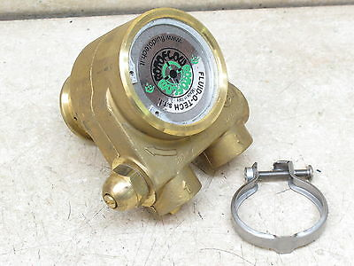 "Fluid-0-Tech,  Po701,  Brass,  Vane Pump,  1/2"" Npt"