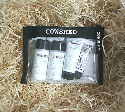 New - Cowshed Skincare Essential Started Kit