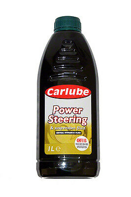 Power Steering & Suspension Oil Green Hydraulic Synthetic Fluid CHF11S