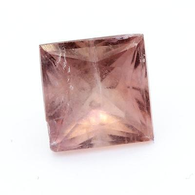 Fluorite Changing color . 1.56 cts. VS . Ethiopia , Africa