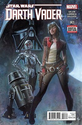 Star Wars - Darth Vader #3 | 1st Appearance of Aphra | NEW NM | Marvel 2015