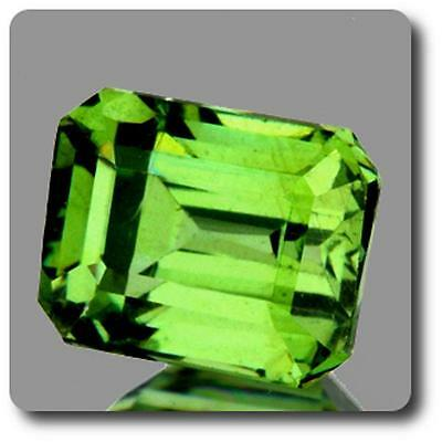 GARNET DEMANTOID . 0.83 cts . IF . Ural Mountains, Russia