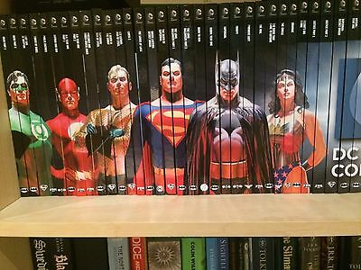 DC graphic novel collection Run Of 33 Issues (complete So Far) Batman Superman