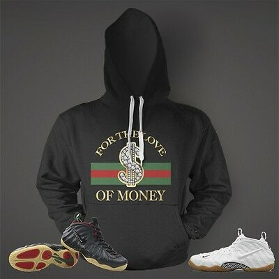 Hoodie to Match FOAMPOSITE PRO GUCCI SNEAKERS Men Graphic Pull Over Hoodie