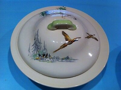 Royal Doulton 'The Coppice' Tureen / Veg. Dish With Lid.