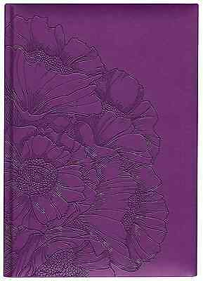 Pierre Belvedere Parfum Collection Large Hardcover Notebook with Padded Embossed