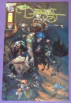 The Darkness 1/2 1996 6.0-6.5 Fn/fn+ Top Cow Wizard Cover With Coa!!!