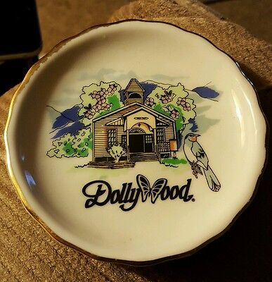 Dollywood Collectors Dish