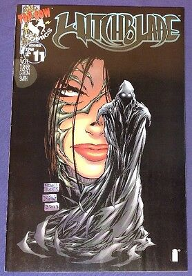 WITCHBLADE 11 December 1996 8.5-9.0 VF+/NM- TOP COW MICHAEL TURNER!!!
