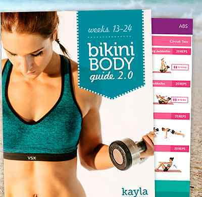 Kayla Itsines BBG Part 2 Week 13-24