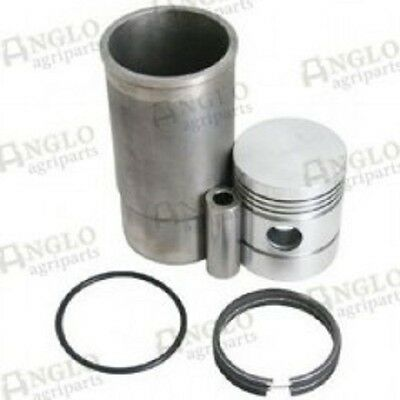 Massey Ferguson Piston, Rings & Finished Liner Kit A3.152 & A4.203 Engines