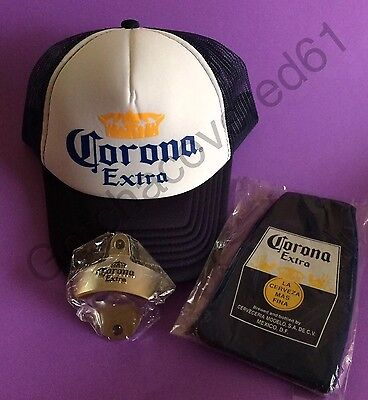 Corona Extra Merchandise Gift Pack Collectors Man cave Free Shipping Australia