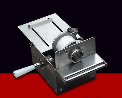 NEW Stainless Steel Manual Hand-rolling Sausage Tying & Knotting Machine 32mm