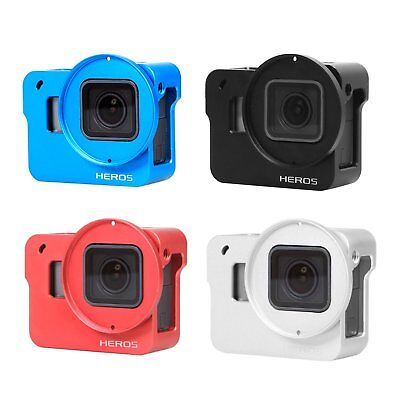 Metal Aluminium Protective Frame Housing Case Cover Shell fr GoPro Hero 5 Camera