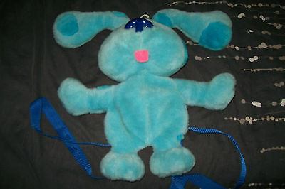 Blues Clues Tv Show Dog Back Pack Very Cute Free P+P