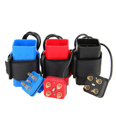Waterproof 4x18650 Battery Pack Case House Cover For Bicycle Bike Light Lamp