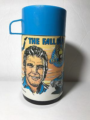The Fall Guy Thermos 1981 No LunchBox