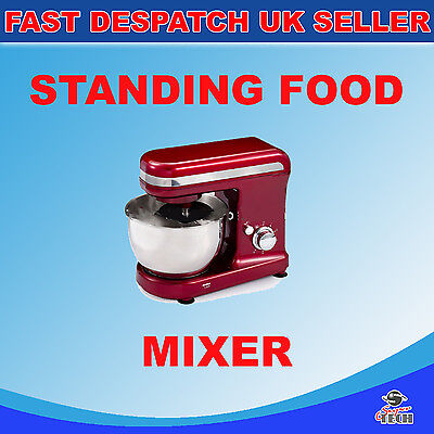 Professional Kitchen Machine Standing Food Mixer with steel bowl