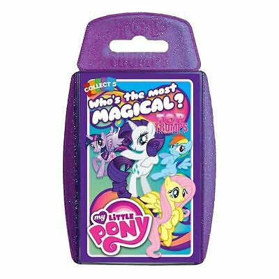 Top Trumps - My Little Pony Card Game