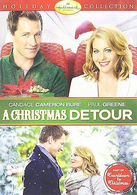 A CHRISTMAS DETOUR - DVD - Region 1 - Sealed