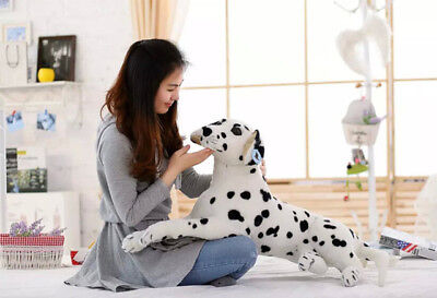 Dalmatian Teddy Bear Large Huge Soft Toy Plush Giant Cuddly Enormous Gift New