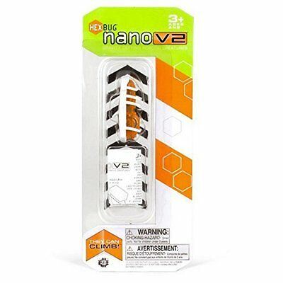 Hexbug Nano v2 Single Pack Electronic Insect Robotic Kids Toy Interactive Moving