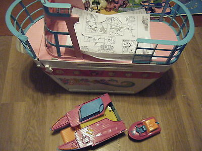 Barbies Sisters Cruise Ship Plus Two Others - Collection Only From Poole, Dorset