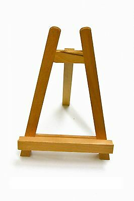 Grizedale Wooden A-Frame Table Easel  - Display Canvas, Art Prints & Signs
