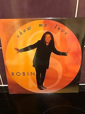 Show Me Love - Robin S - Double LP Vinyl Record Sealed 1993 uk