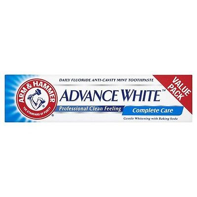 ARM & HAMMER Advance White Complete Care 125g