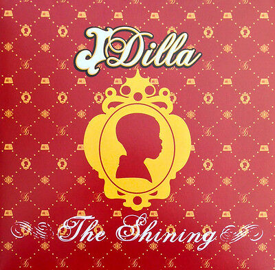 J Dilla - The Shining Double Vinyl LP 2006 Classic Hip Hop New Sealed Gatefold