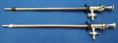Storz Cysto Sheath 27 & 24 Fr with Deflecting Obturator - Reference: 27040AO