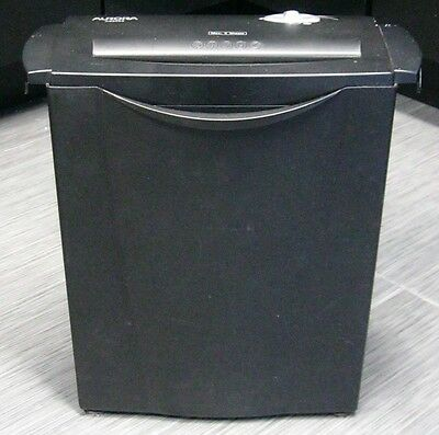 Aurora AS505S 5-Sheet Strip Paper Shredder with Removable Basket Works Great