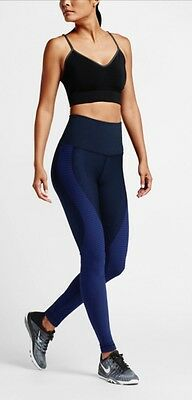 Nike Zoned Sculpt Tights Size S Uk 8 Rrp $130 100% Authentic
