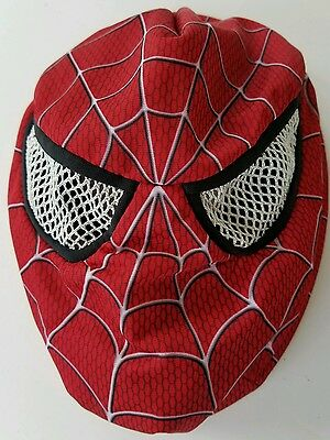 Spider-Man 3 Reversible Red to Black Spider- Man Mask Discontinued (2007)