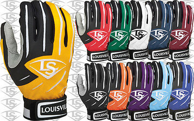 Louisville Slugger Series 5 Baseball Adult Batting Gloves (pair)