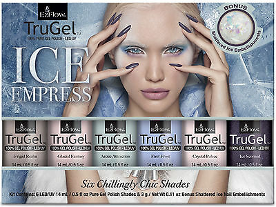 EzFlow TruGel Ice Empress 2016 Gel Collection