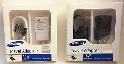 OEM Original Genuine Adaptive Fast Wall Charger Samsung Galaxy S7 Edge S6 Note 5