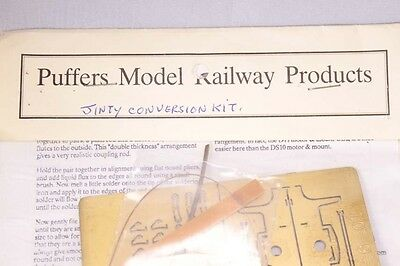 PUFFERS Model Railways JINTY Conversion Kit + part of another