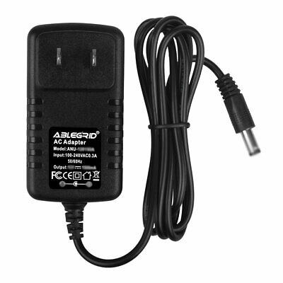 AC/DC Power Adapter Cord for Philips SPF3007/G7 SPF3007D/G7 Digital Photo Frame
