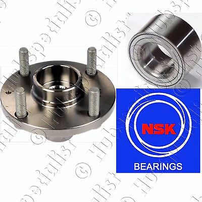 PAIR NEW FAST SHIPPING REAR WHEEL HUB BEARING FOR 1991-1995 TOYOTA MR2