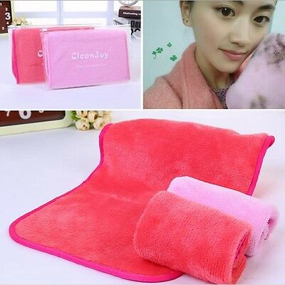 Makeup Eraser Makeup Remover Towels Make up Cleaning Towel Cloth Micro Fibre