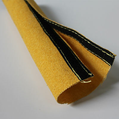 Fiberglass Flame Resistant Weld Wrap Welding Hose Cover Around sleeving 10ft new
