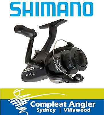 Shimano Baitrunner DL 4000FA Spin FIshing Reel BRAND NEW At Compleat Angler