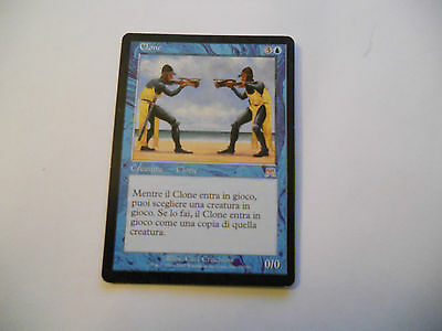 1x MTG Clone-Clone Magic EDH ONS Assalto ITA Italiano Modern x1