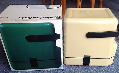 Retro Decor BYO Wine Cask Cooler, In Original Packaging, Never Used