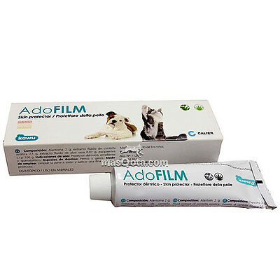 Ado Film 60 Gr, Wound Skin Cream Healing For Dogs And Cats - Adofilm